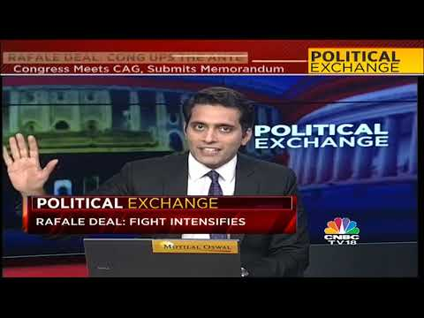 Political Exchange: The Rafale Deal Controversy