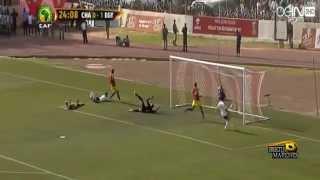 اهداف مباراة مصر وتشاد 5-1 كاملة [2015/09/06] تصفيات كأس افريقيا HD