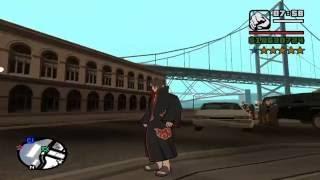 Mods GTA San Andreas (Naruto, Itachi, Madara, Obito, Nagato....etc) + Link de descarga