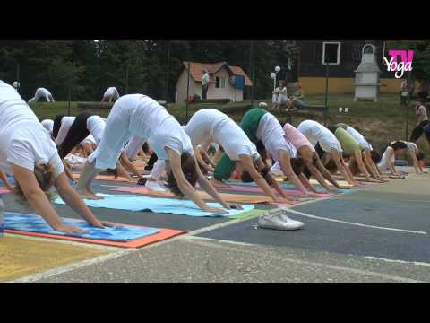 Yoga Retreat Ananda 2012 -  Yoga Federation of Europe