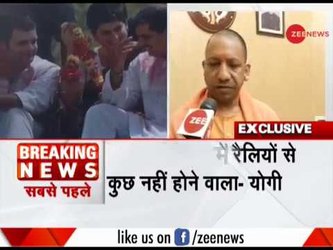 Zee News Exclusive: In conversation with Uttar Pradesh CM Yogi Adityanath