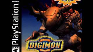 Digimon World OST: Tropical Jungle (Day)