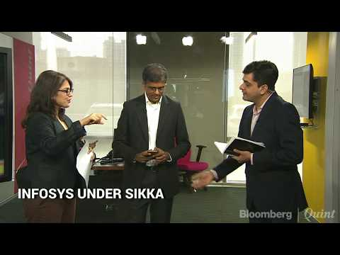 The Infosys Story: Wounded Sikka, Regretful Board, Plunging Stock