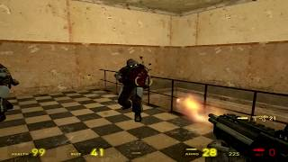 Half-Life 2-Labyrinth Part 1