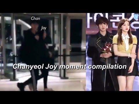 Chanyeol joy moments | chanjoy from YouTube · Duration:  4 minutes 30 seconds