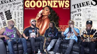 "MEGAN THEE STALLION - ""GOOD NEWS"" ALBUM REACTION/REVIEW"
