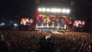 Véronique Sanson | Les Francofolies de La Rochelle | 11 juillet 2018