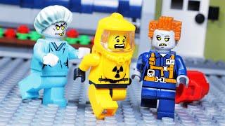 Lego City Coronavirus  - Zombie Infection