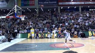 bbl all star day 2011 dunk contest qualification dunk contest 22 01 11