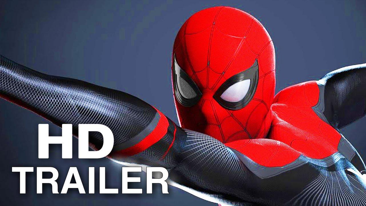 Marvel Studios' SPIDER-MAN: HOMESICK - Teaser Trailer (2021) Tom Holland Marvel Movie Concept