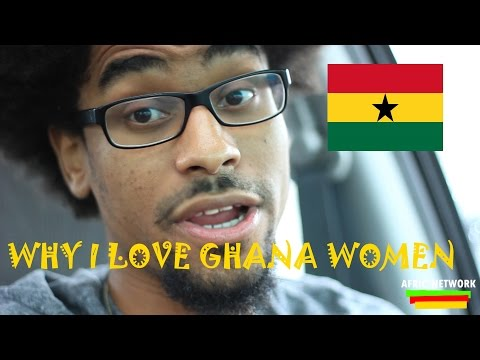 Why I love Ghana Women