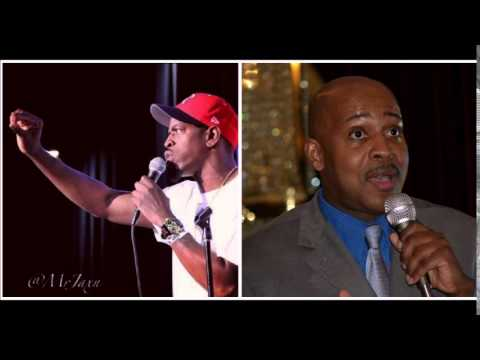 Very Funny Comedian Jay Ski And Marketing Expert Toure Muhammad On The Ahmad X Morton Show