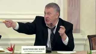 Владимир Жириновский в Общественной палате