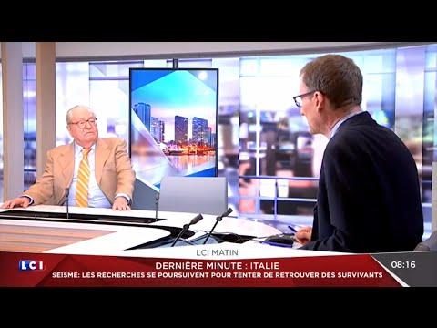 Jean-Marie Le Pen - La Matinale de LCI