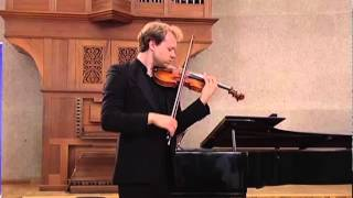 Paganini 24th Caprice - Florian Rago solo violin