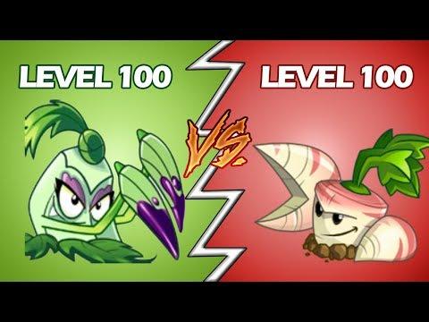 Plants Vs Zombies 2 Podarrabano Nivel 100 Vs Pokra Nivel 100