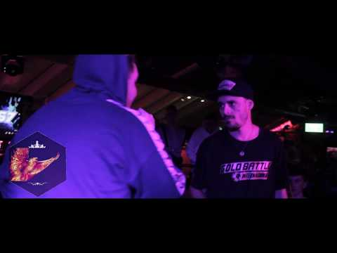 MISTER EGO VS FD - FASE DE GRUPOS - GRUPO A - GOLD BATTLE INTERNACIONAL