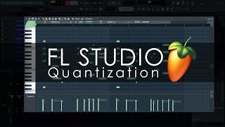 FL STUDIO | Quantizing Notes, Audio & Automation