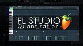 FL STUDIO   Quantizing Notes, Audio & Automation