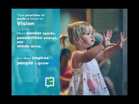 2016 - 2020 Strategic Plan – West Vancouver Memorial Library