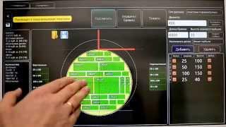 Дисковая пилорама: Оптимизация раскроя бревна на дисковой пилораме
