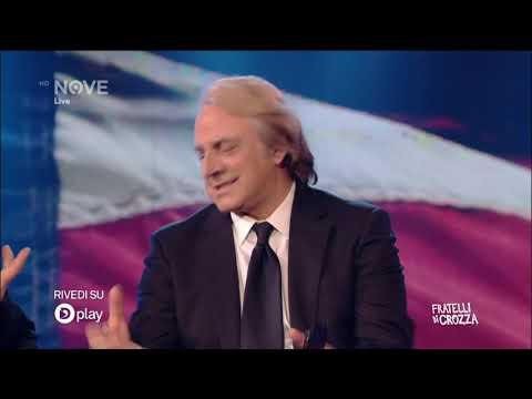 Crozza Montezemolo 'Ho fame di Made in Italy'