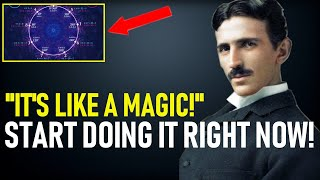 """We've Found Nikola Tesla's Magic Formula"" 