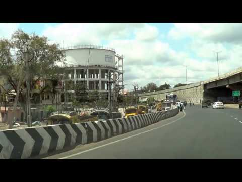 Andhra Capital City Latest Developments from Benz Circle to Varadhi-Vijayawada as on 09.03.2017