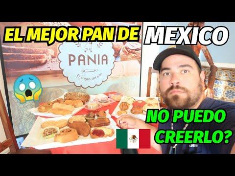 VENEZOLANO PRUEBA LOS MEJORES PANES DE MEXICO