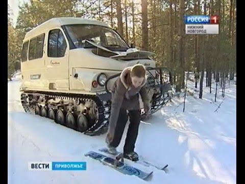 В Нижегородской области проходит перепись диких животных
