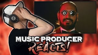 Music Producer Reacts to EMIWAY - Freeverse Feast (DON'T SLEEP ON THIS)