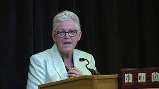 Gina McCarthy to Harvard faculty: We will defend science and scientists