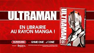 bande-annonce Ultraman - T.1