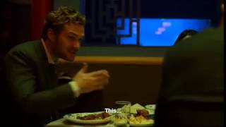 "[ENG sub] Defenders ""Chinese Restaurant"" Japanese Dub 渡辺明乃 検索動画 38"
