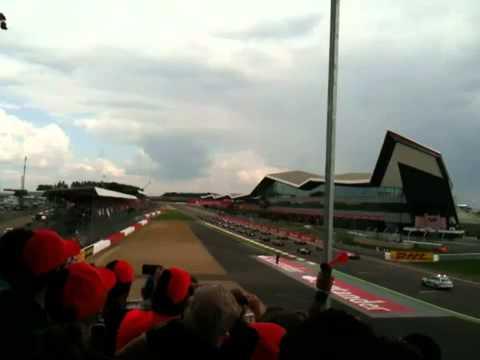 F1 2011 British Grand Prix