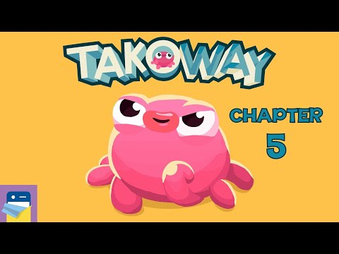 Takoway: Chapter 5 iOS Gameplay Walkthrough (by Daylight Studios)