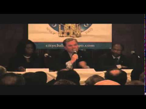 Cook County Board President Democratic Primary Debate