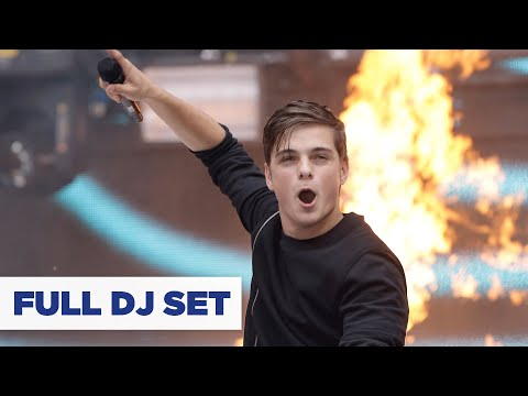 Martin Garrix – Full Summertime Ball set!