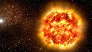 رصد اللحظات الأخيرة لانفجار هائل لأقرب نجم من الأرض