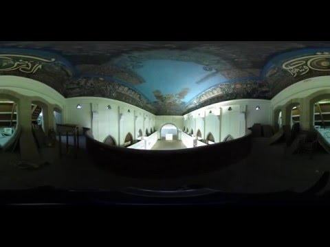 First-ever 360° tour of Frere Hall in Karachi