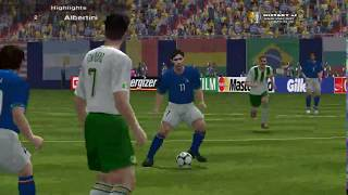 ad84c832857 Republic of Ireland 0-4 Italy - World Cup 1994 - History of Euro and
