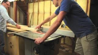 How To Build A Workbench (part 1)