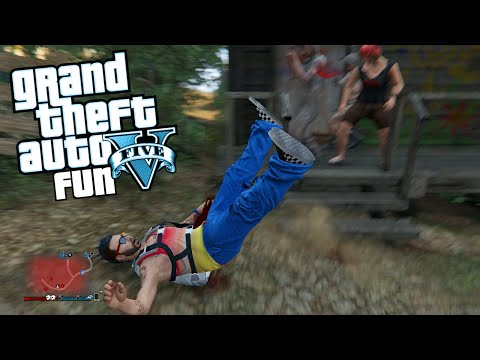 Thumbnail: GTA 5 Next Gen Fun With Wildcat - Submarine Plane, Hair Glitch, Electrocution (GTA V Funny Moments)