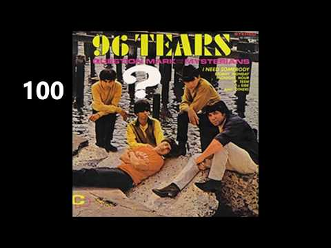 100 Greatest Albums of the 1960's