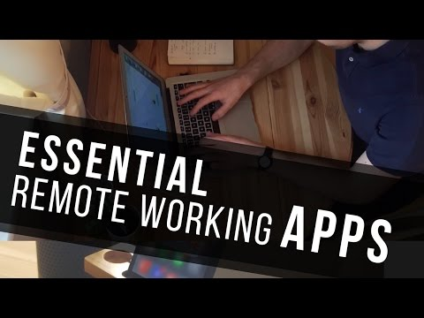 Essential 20 Apps for Remote Workers  | Remote Work Series
