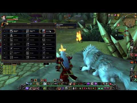 World of Warcraft Level 19 Hunter Twink Wsg Gameplay 7.3.5