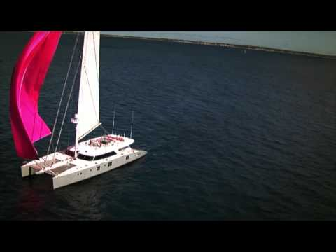 Superyacht Sunreef 114 CHE - world premiere of the new sail yacht model 114 CHE