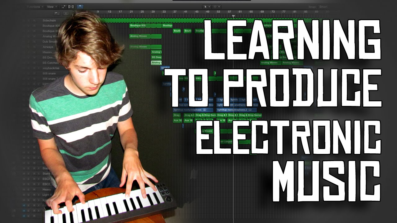Learning to Produce Electronic Music