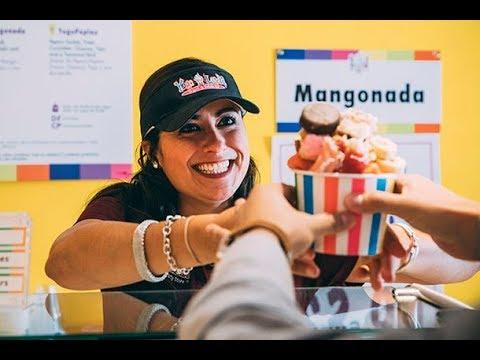 Historias de Google: Yogolandia Yogurt & Botana Bar