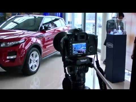 ТрансМиссия-ТВ презентация салона Land Rover
